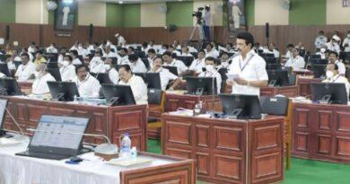 T.N. Assembly passes Bill against NEET
